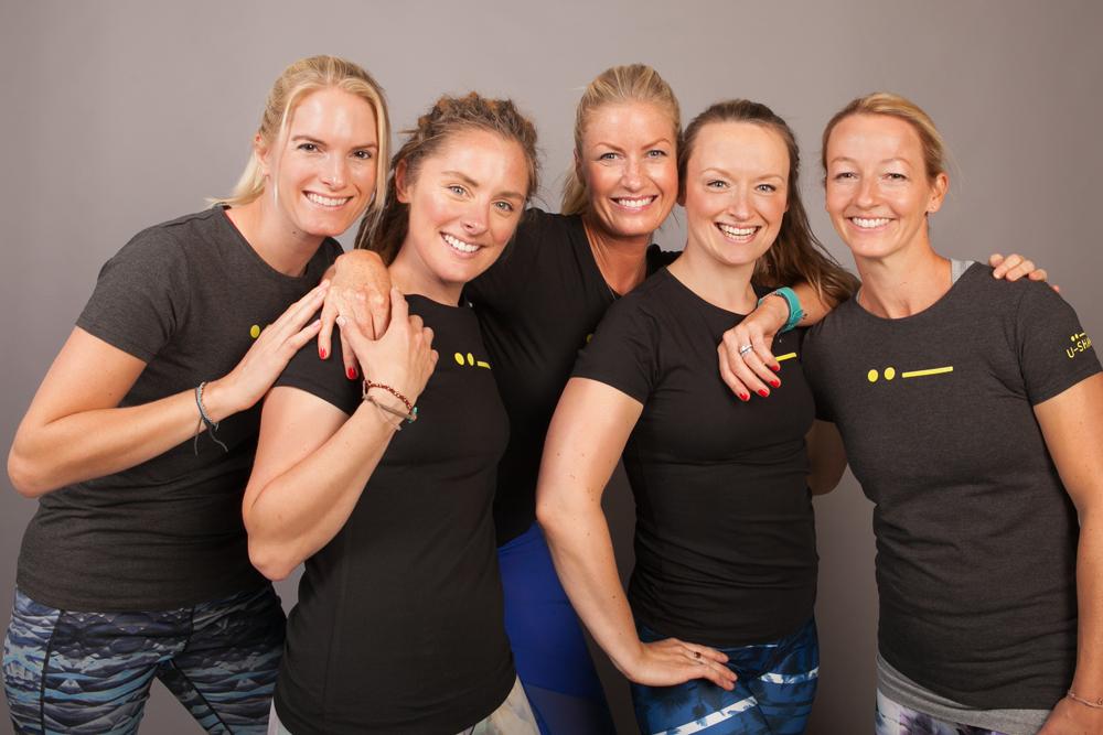 u-shape team