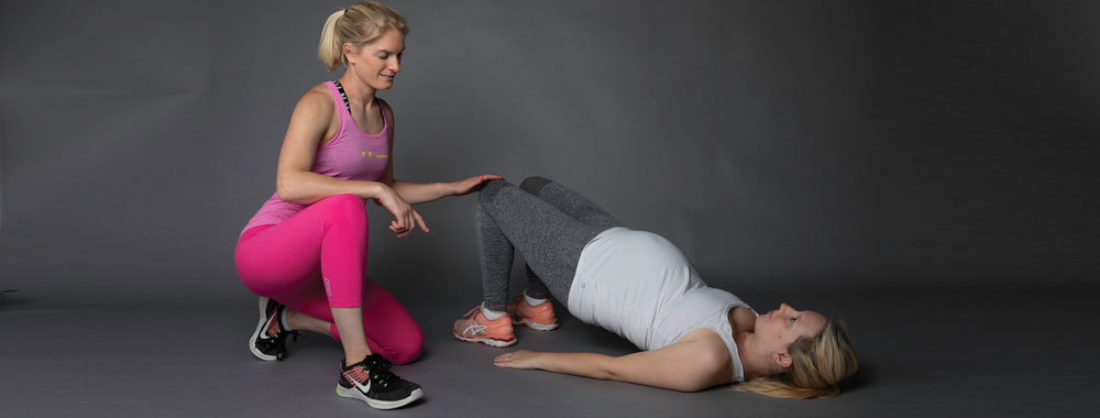 PERSONAL-TRAINER PRE NATAL FITNESS